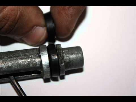Schimbare Garnituri Pompa Frana Dublu Circuit 3 Conducte