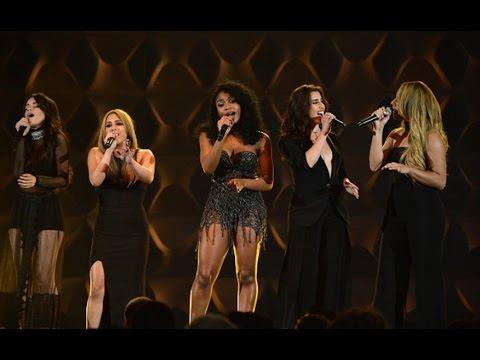 Fifth Harmony Singing