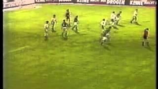 България - Германия 3:2 (1995) последните минути