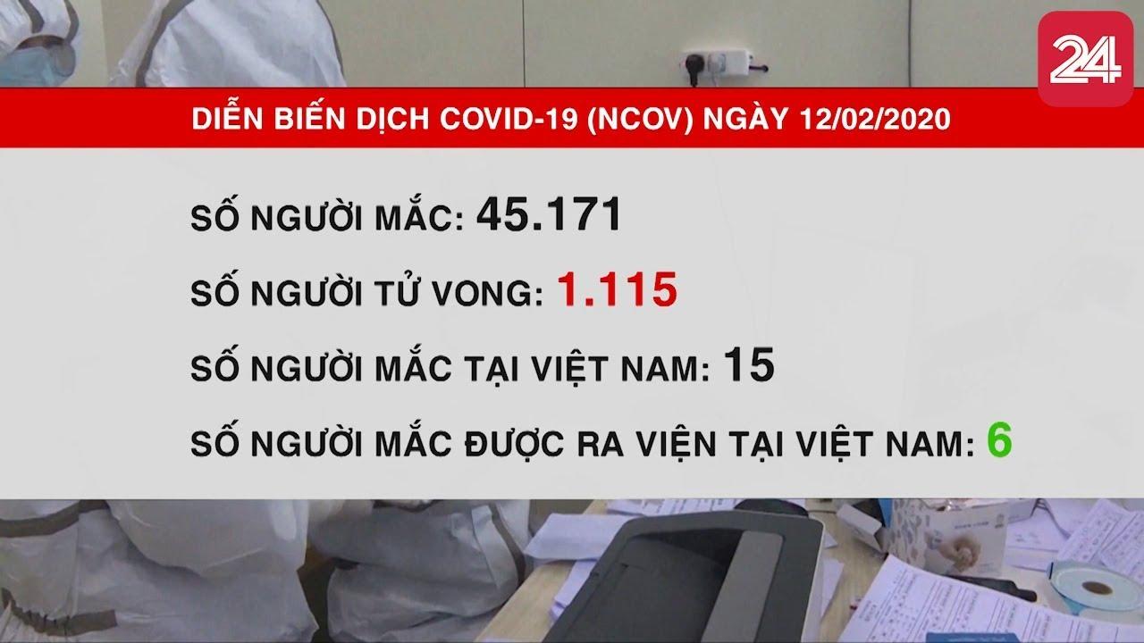 Toàn cảnh phòng chống dịch COVID-19(nCoV) ngày 12/2/2020 | VTV24