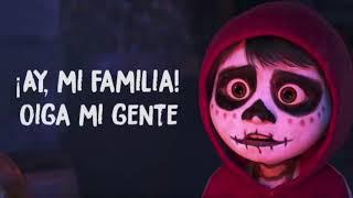 """El latido de mi corazón letra -Luis Ángel Gómez Jaramillo (De """"Coco"""")"""