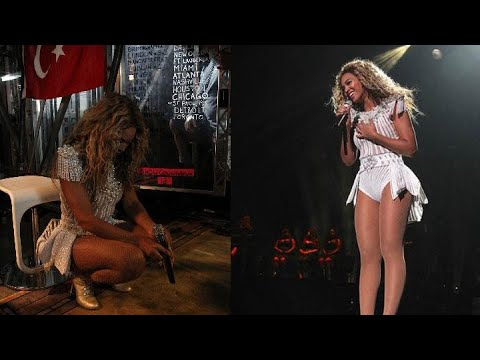 Beyonce - Halo ( for Turkey ) live Amsterdam