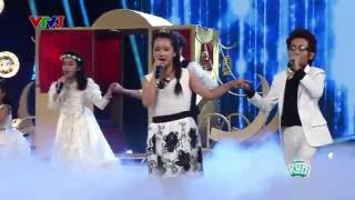 than tuong am nhac nhi 2016 - chung ket - co be lo lem - top 13 ft trong nhan