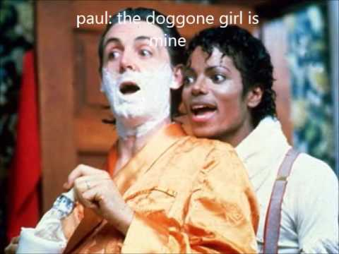 The girl is mine - Micheal Jackson and Paul McCartney