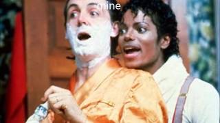 The girl is mine - Micheal Jackson and Paul McCartney