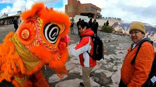 Grand Canyon Westside Lion Dance Blessing 2019