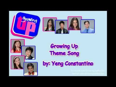 Growing Up Theme Song by: Yeng Constantino with Lyrics