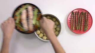 m cuisine stackable cooking set by joseph joseph