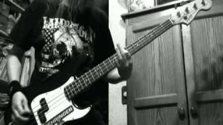Lamb Of God - Descending (Bass cover/interpretation/jam)