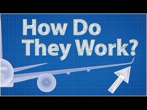 Winglets - How Do They Work? (Feat. Wendover Productions)