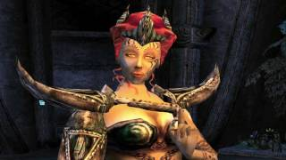 TESLORE Elder Scrolls 7 Morrowind History  The Living Gods