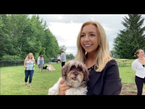 New Small Dog Park Opens In Meridian Township
