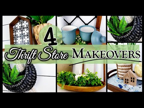 *high-end*-thrift-store-transformations-|-diy-thrift-flip-decor-2021-|-trash-to-treasure