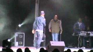Charlie Murphy gets booed off stage at Grambling State University