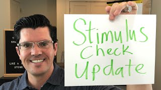 Stimulus Check 2 & Second Stimulus Package update Wednesday August 12th