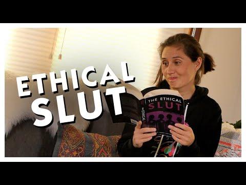 AM I AN ETHICAL SLUT???? & book review