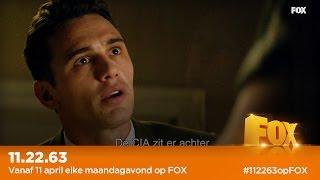 11.22.63   Save the date   FOX