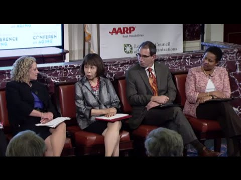 White House Conference on Aging Boston Regional Forum (Part 3)