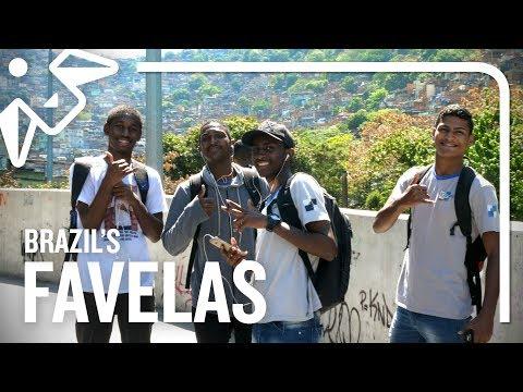 Beautiful Chaos: The Favelas of Rio de Janeiro