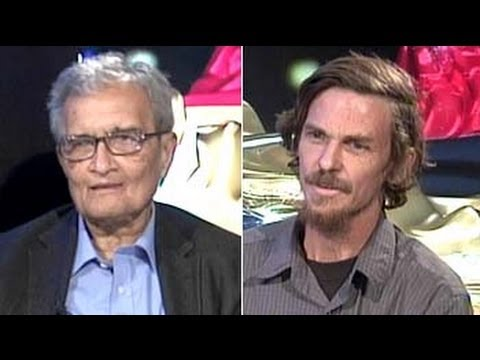 Your Call with Amartya Sen and Jean Derez