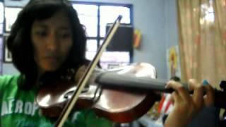 [Violin Cover] A song of storm and fire - Yuki Kajiura (Prueba 1)