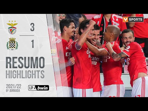 Benfica Boavista Goals And Highlights