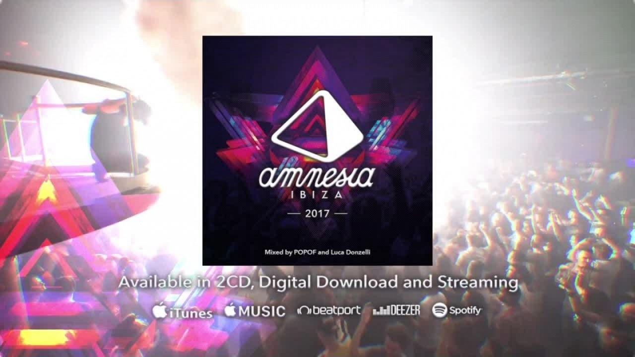 Various Artists - Amnesia Ibiza 2017