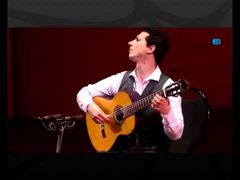 Grisha Goryachev Plays Minera By Vicente Amigo (2013)
