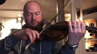 Day  121  -  The Cottage Grove  - Fergal's Tune a day 2019