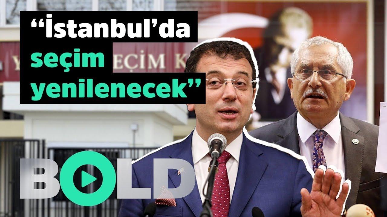Ekonomist Mert Yılmaz'dan ''YSK İstanbul'da seçimi iptal edecek'' iddi