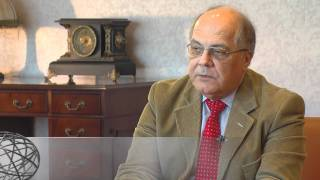Interview with Prof. Joseph V. Bannister on Banking Regulation - 2011