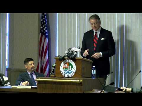 2017 Huntington, West Virginia State of the City Address