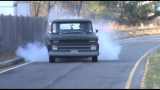 64' Pickup Burnout