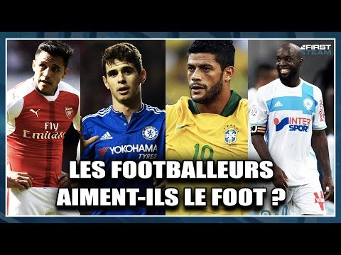 LES FOOTBALLEURS AIMENT-ILS LE FOOT ? (Feat. Tales From The Click) Class'Foot #16