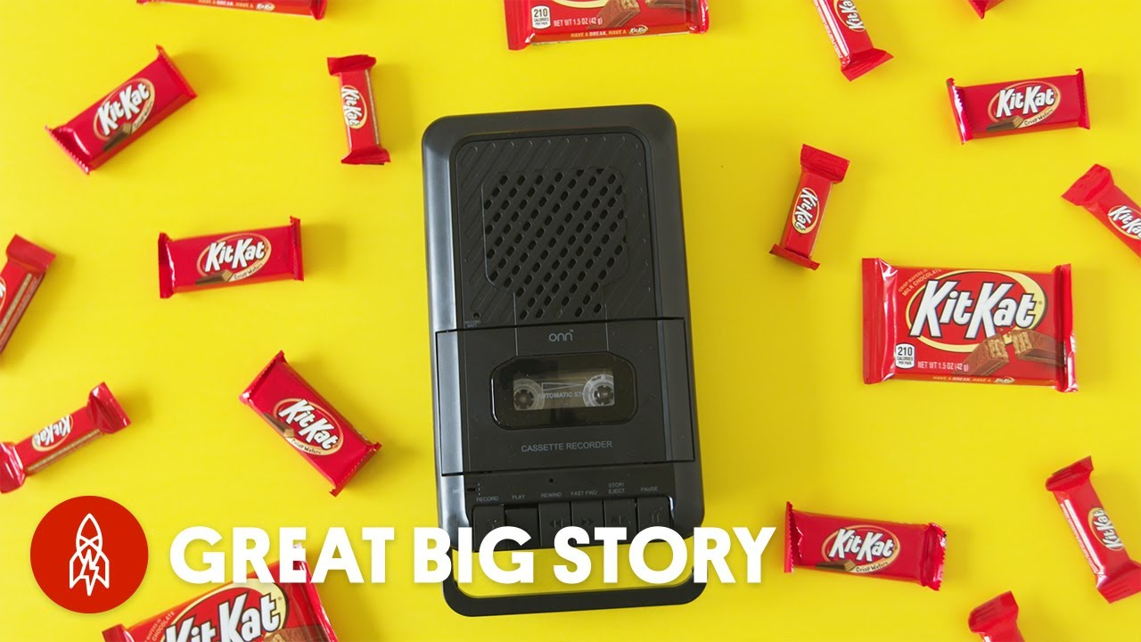 Big Great Story - The True Story Behind The Iconic Kit Kat Jingle