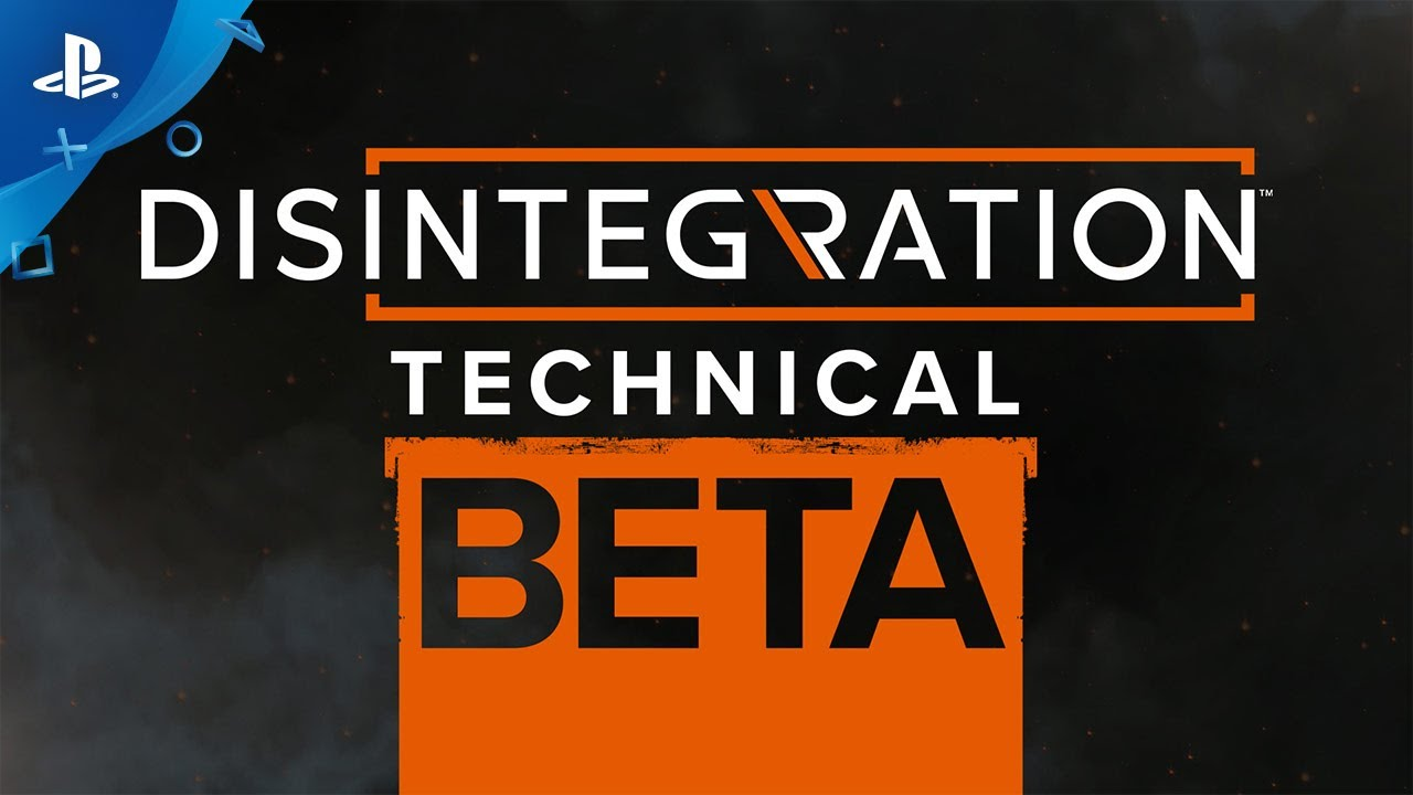 Disintegration - Play Now Technical Beta | PS4