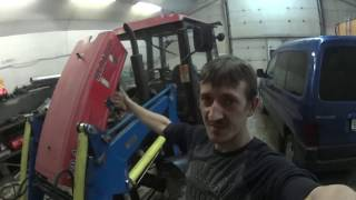 [О тракторах] Беларус 320 - корявый обзор