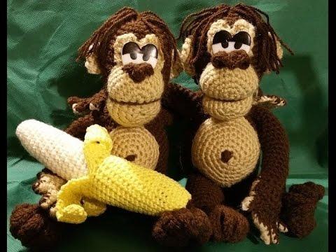 Scimmia uncinetto