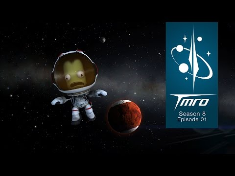 Scott Manley and Kerbal Space - 8.01