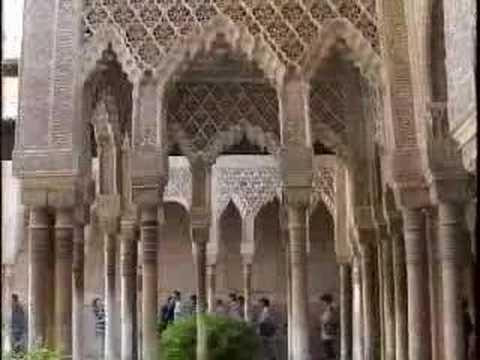 the alhambra masterpiece of moorish architecture spain youtube