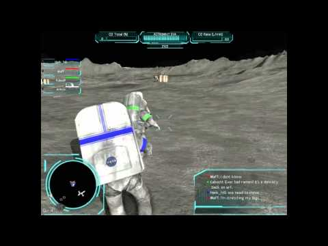 lets play moon base alpha.. best astronauts in the world!!