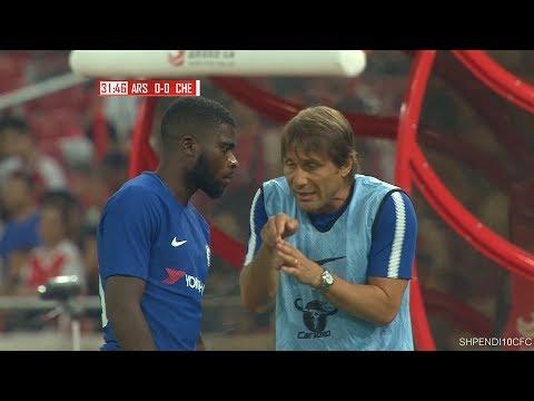 Jeremie Boga vs Arsenal (Pre-Season) 22/07/2017 HD 1080i