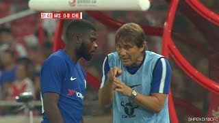 Jeremie Boga vs Arsenal (Pre-Season) 22/07/2017 HD 1080i