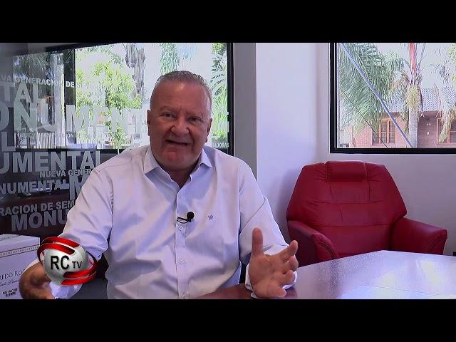 Sembradoras Monumental, Ricardo Achilli, evalua el año 2020 y nos da perspectivas para el 2021.
