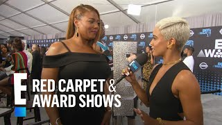 Queen Latifah Wants to Do Carpool Karaoke Again   E! Live from the Red Carpet