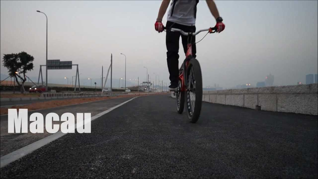 My Hito 24 Quot Street Trial Bike Youtube