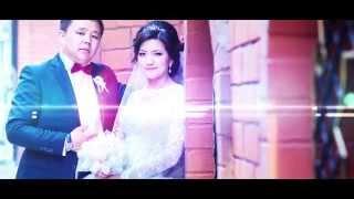 Trailer Мейрбек & Меруерт Свадьба 19 апрель 2015