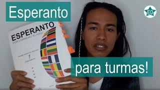 Tem livro para Turmas de Esperanto? | Esperanto do ZERO!