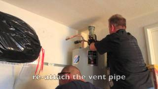 DIY Do it Yourself How to install a Hot Water Heater