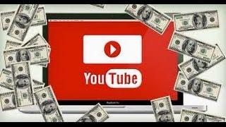 Как сделать канал на Youtube и как зарабатывать деньги
